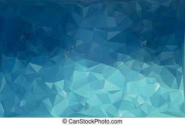 polygonal, achtergrond, voorbeelden, witte , mozaïek, blauwe , creatief, zakelijk, ontwerp