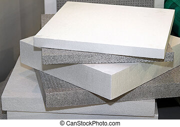 polystyreen, schuim