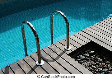 pool, zwemmen