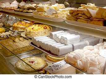 portugees, bakkerij