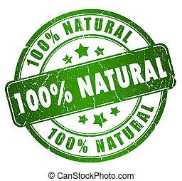 postzegel, natuurlijke