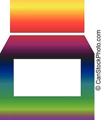 pot, pictogram, vector, vrijstaand, set., witte , illustration., achtergrond.