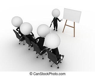 presentatie, zakelijk