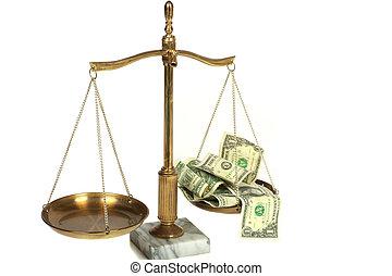 prijzen, wettelijk