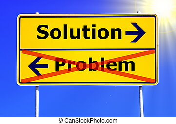 probleem, oplossing