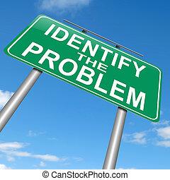 problem., identificeren