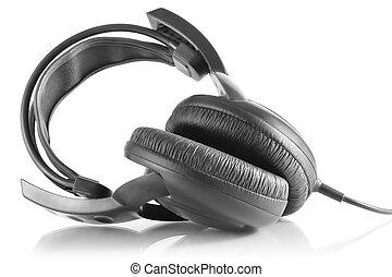 professioneel, headphones, dj