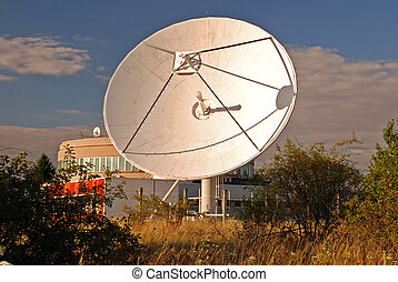 radiouitzending, centrum