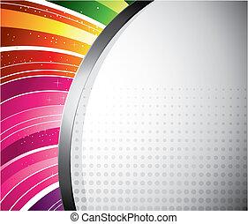 regenboog, ontwerp
