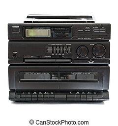 registreerapparaat, cassette