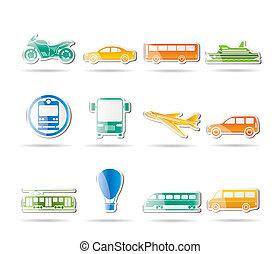 reizen, vervoer, mensen