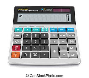 rekenmachine, kantoor