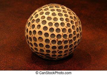 reproductie, golf bal