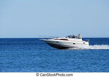 rijd snel boot