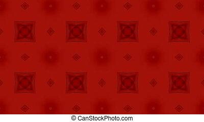 rijden, magisch, rood tapijt