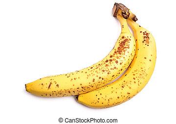 rijp, banaan