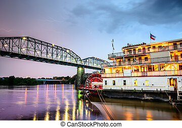 riverboat, tennessee, chattanooga