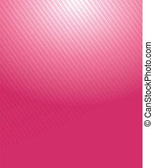 roze, helling, lijnen, illustratie, model