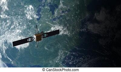 satelliet, baan, 2