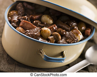 schaaltje, bourguignonne, ovenschotel, rundvlees