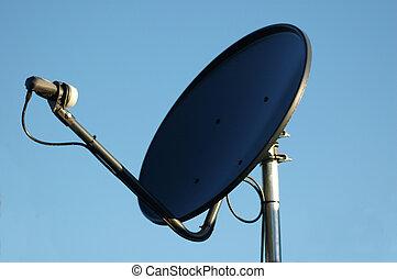 schaaltje, satelite