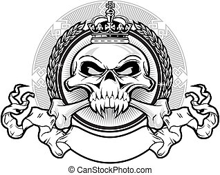 schedel, koninkrijk