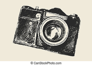 school, oud, fotografie
