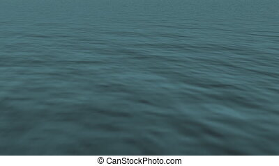 sea., realistisch, volle, hd, loopable, 3d