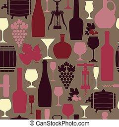 seamless, wijntje