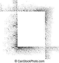 set-2, blots, plein, inkt