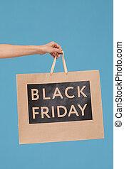 shoppen , black , zak, vrijdag