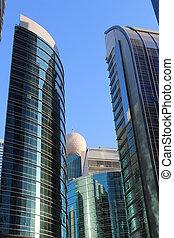 skyscraper/business, district., ronde
