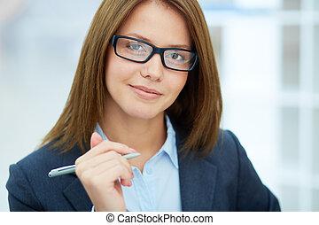 smart, businesswoman