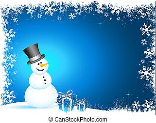 sneeuwpop, vrolijke