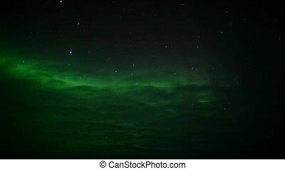 spitsbergen, noorderlicht