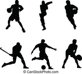 sporten, bal
