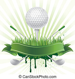 sportende, golf