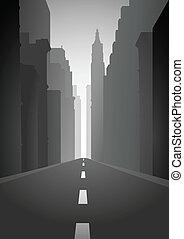stad straat