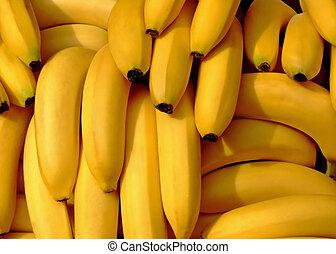 stapel, bananen