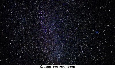 starry hemel, timen-afloop