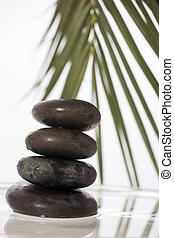 stenen, zen