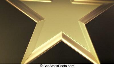 ster, goud, toewijzen