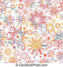 sterretjes, model, seamless, achtergrond, textured, kerstmis