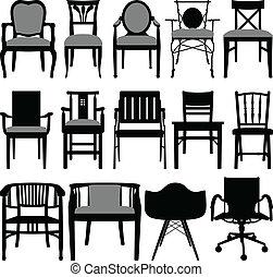stoel, ontwerp