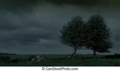 storm., nacht