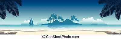 strand, spandoek