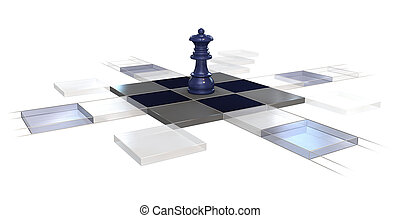strategie, schaakspel