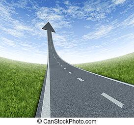 succes, snelweg