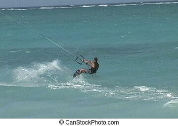 surfing, vlieger