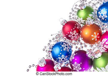 symbolen, gelul, kerstmis, sneeuwvlok
